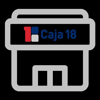 Sucursal Caja 18